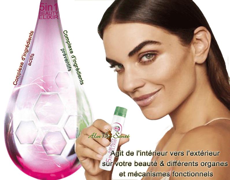LR 5in1 beauty elixir, un cocktail de bienfaits pour votre beauté et votre organisme